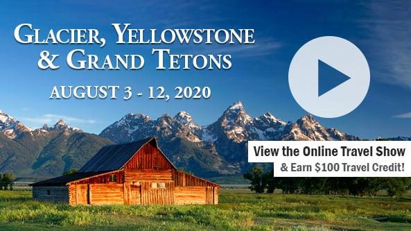 Glacier, Yellowstone & Grand Tetons-WSYR TV