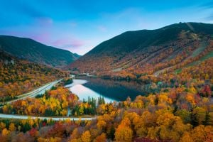 Peepers, Rockers & Shakers: A Glimpse of Autumn with Holiday Vacations 1