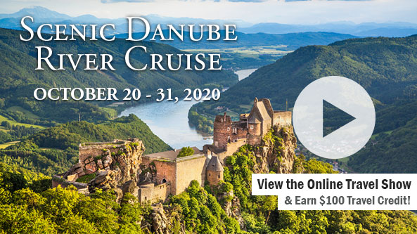 Scenic Danube River Cruise-KFYR TV