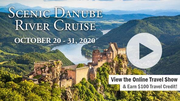 Scenic Danube River Cruise-KWWL TV
