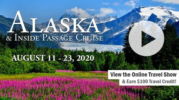 Alaska & Inside Passage Cruise-WIFR TV