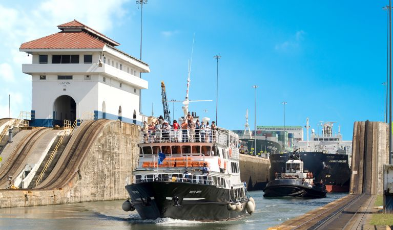 Costa Rica & Panama Canal with Agricultural Highlights-WAXX Radio
