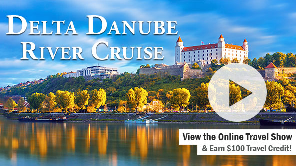 Danube Delta River Cruise (Vienna to Fetesti)