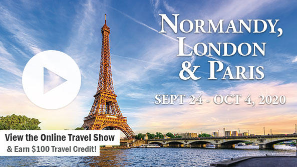 Normandy, London & Paris-WCMH TV