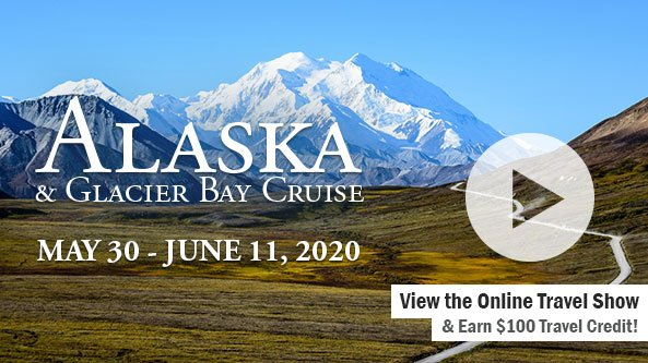 Alaska & Glacier Bay Cruise-WSMV TV