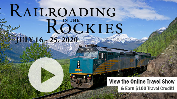 Railroading in the Rockies-WHO Radio