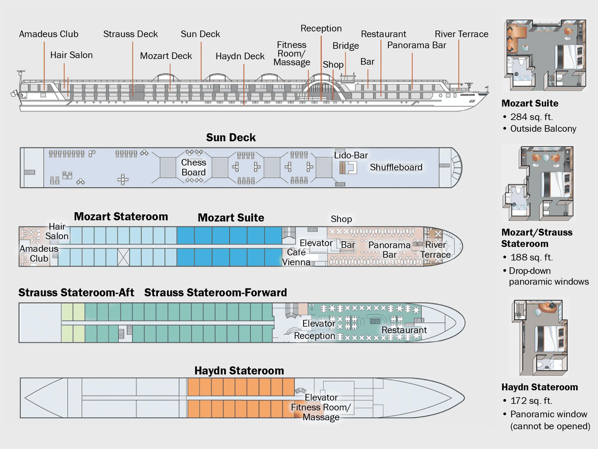 Amadeus Cruises 12