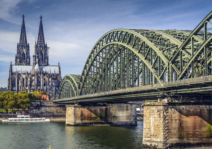 Rhine River Cruise – Switzerland to Amsterdam