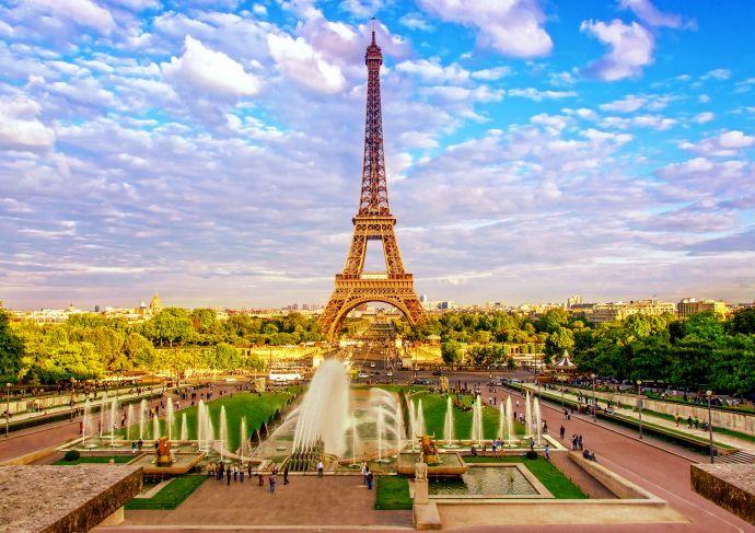 Paris – A Week to Remember