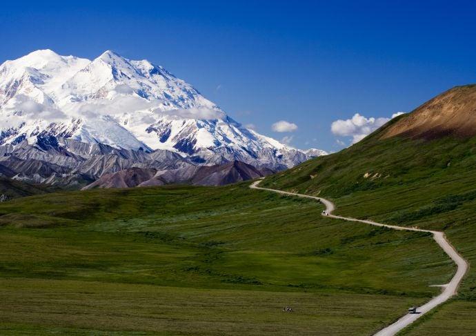 Alaska & Glacier Bay Cruise