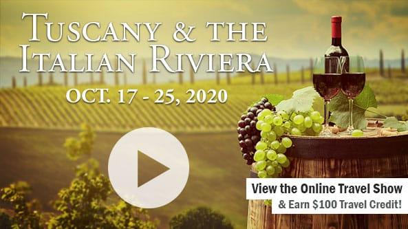 Tuscany & the Italian Riviera-WHTM TV