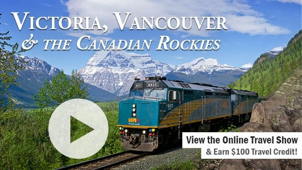 Victoria, Vancouver & the Canadian Rockies
