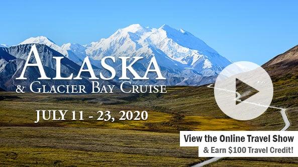 Alaska & Glacier Bay Cruise-WTVA TV