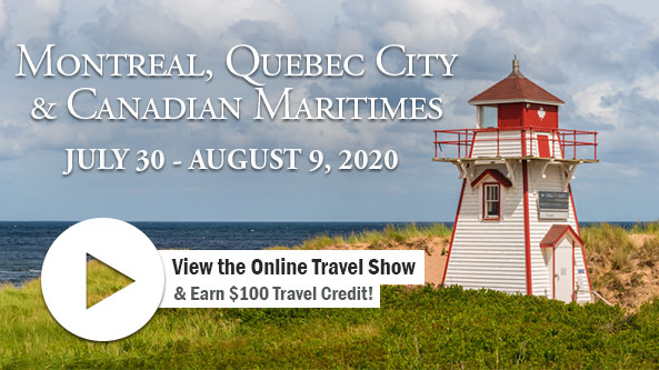 Montreal, Quebec City & Canadian Maritimes-PBS Wisconsin
