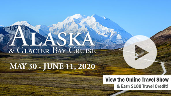 Alaska & Glacier Bay Cruise-WIBW TV