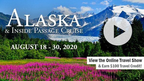 Alaska & Inside Passage Cruise-KGNS TV
