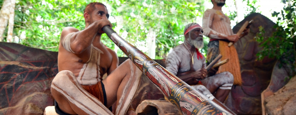 Australia Digeridoo