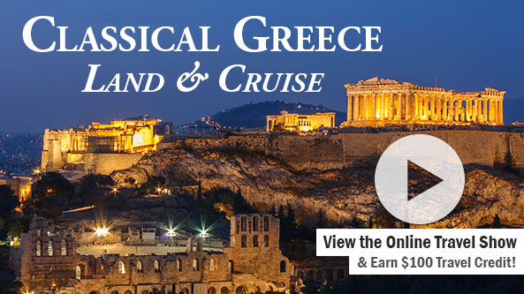 Classical Greece Land & Cruise-WPR Radio 1