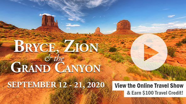 Bryce, Zion & the Grand Canyon-KQTV