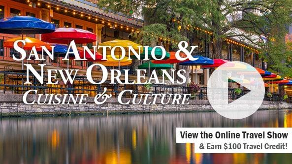 San Antonio & New Orleans Cuisine & Culture-WTAJ TV 1