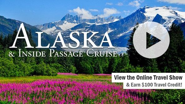 Alaska & Inside Passage Cruise-WIFR TV 2