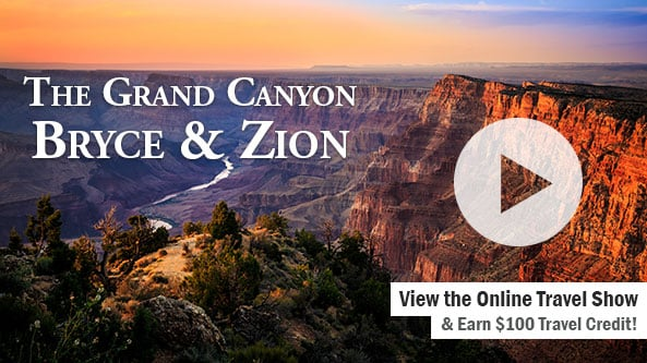 The Grand Canyon, Zion & Bryce Canyon