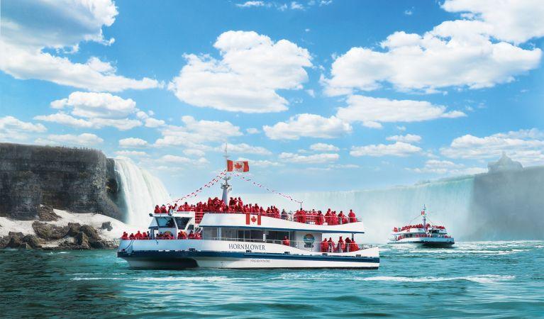 Canadian Cascades: Niagara Falls to Montreal