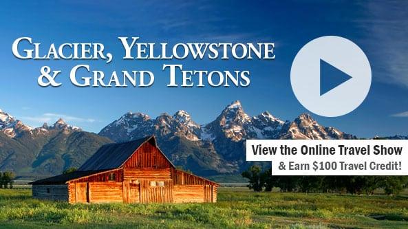 Glacier, Yellowstone & Grand Tetons-WSYR TV 1