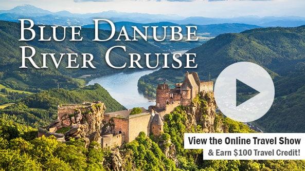 Blue Danube River Cruise-WSAW TV 3