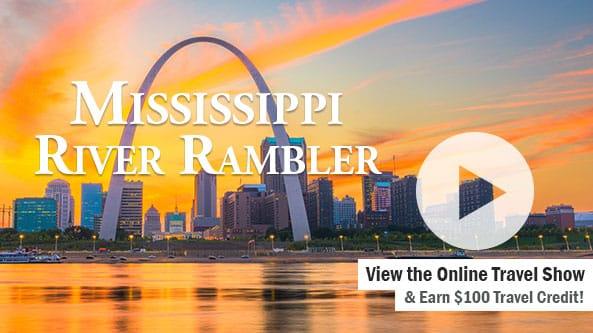 Mississippi River Rambler 1