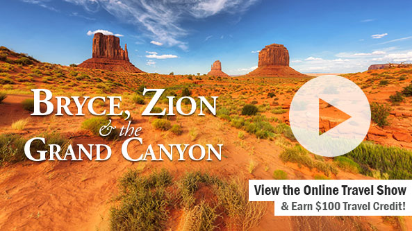 Bryce, Zion & the Grand Canyon-WTAJ TV 1