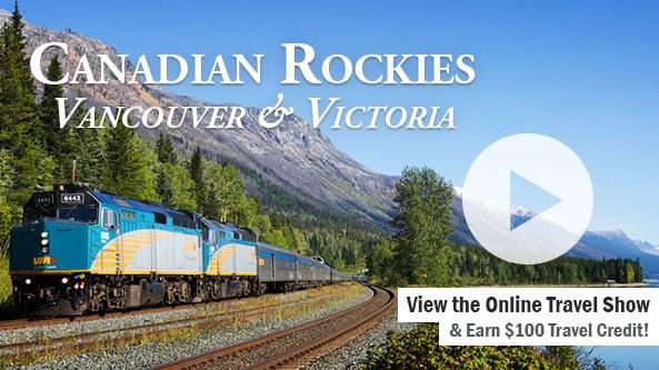 Canadian Rockies, Vancouver & Victoria-KXLY AM Radio 1