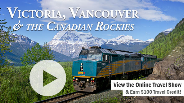 Victoria, Vancouver & the Canadian Rockies-WTVY TV