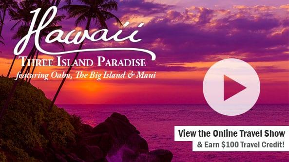 Hawaii Three Island Paradise-WISC TV 3