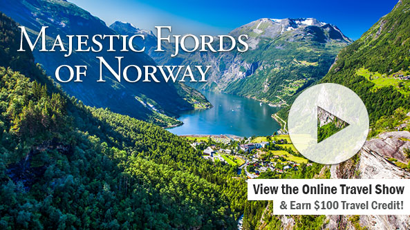 Majestic Fjords of Norway-KFYR TV