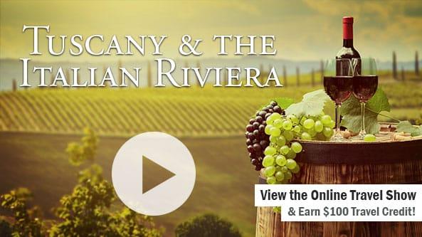 Tuscany & the Italian Riviera-WISN TV 1