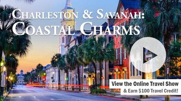 Charleston & Savannah: Coastal Charms-WIBW TV