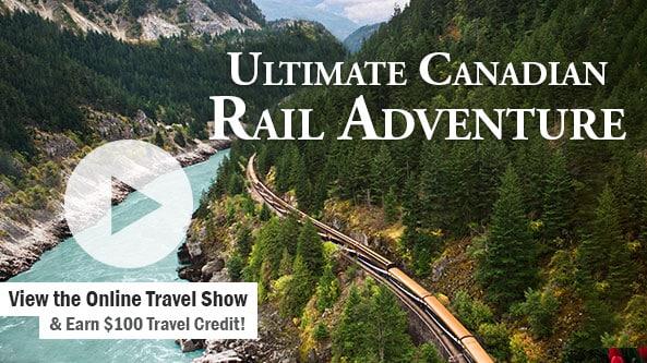 Ultimate Canadian Rail Adventure-PAUL - Paul Joseph 3