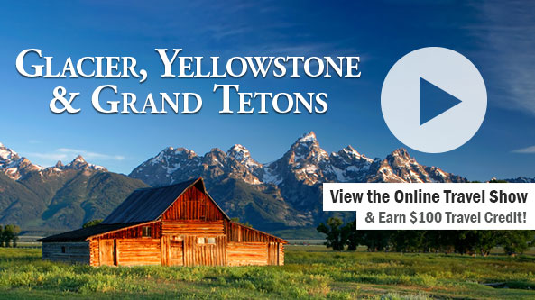Glacier, Yellowstone & Grand Tetons-WVVA TV 2