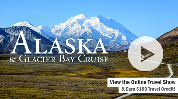 Alaska & Glacier Bay Cruise-WDBJ TV 4