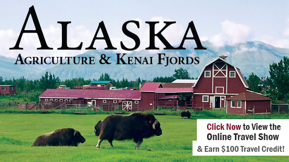 Alaska Agriculture & Kenai Fjords-WAXX Radio
