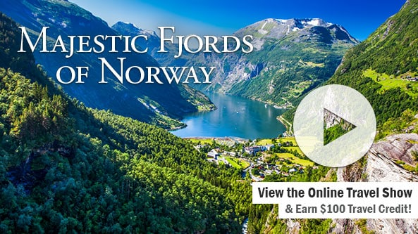 Majestic Fjords of Norway-WISN TV 2