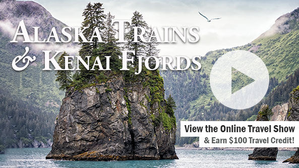 Alaska Trains & Kenai Fjords-WSAW TV
