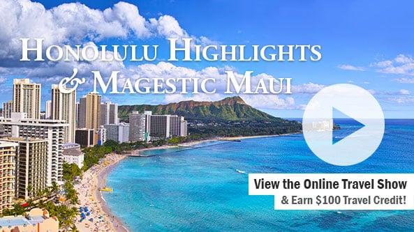 Honolulu Highlights & Majestic Maui-KYTV 1