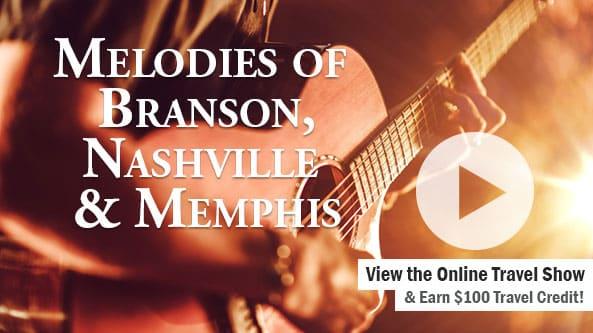 Melodies of Branson, Nashville & Memphis-KXII TV