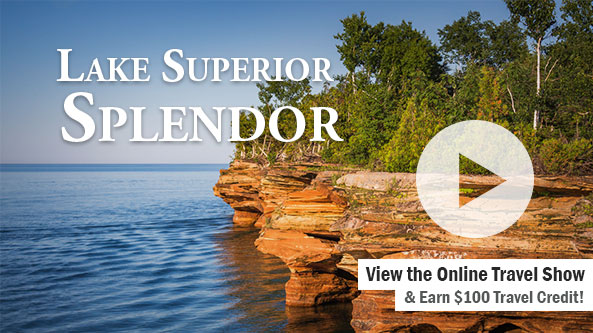 Lake Superior Splendor-WBRE TV 1