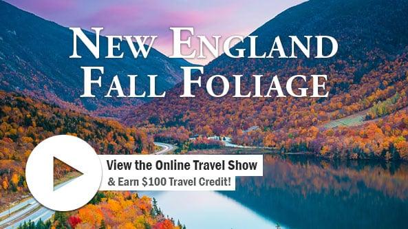 New England Fall Foliage-WCCO Radio 1