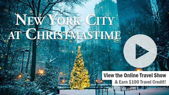New York City at Christmastime-WHO Radio 1