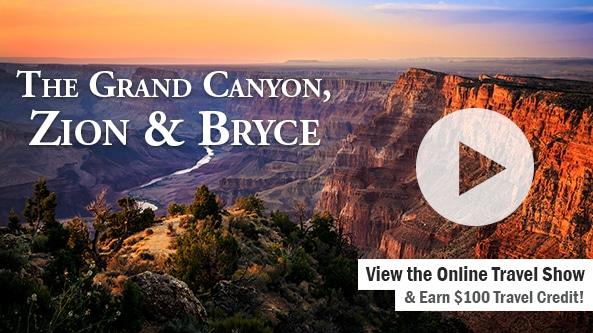 The Grand Canyon, Zion & Bryce Canyon-WOZN Radio 1