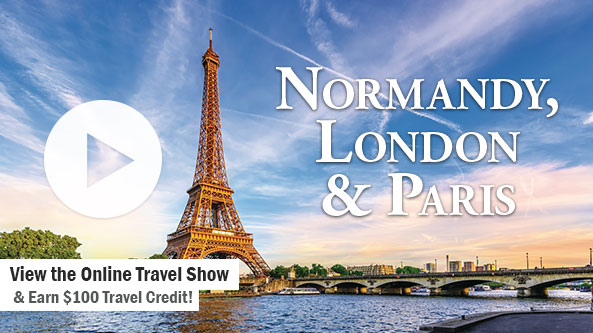 Normandy, London & Paris-KAMR TV 4